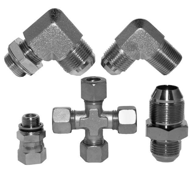 Steel International and Conversion Adapters
