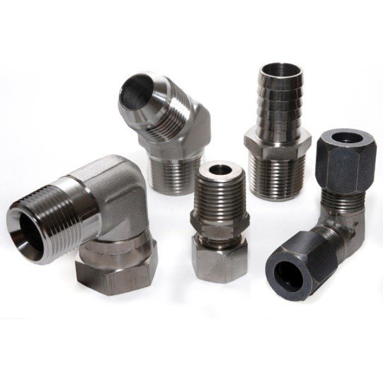 Stainless Steel International and Conversion Adapters